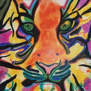 5- Caro Artiste - Tigre